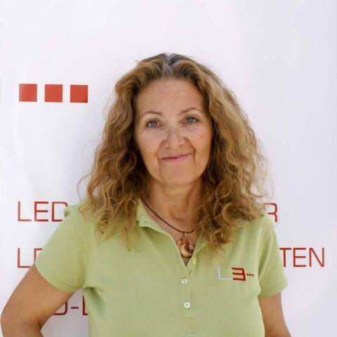 Angelika Seeberger - Team der L3 Lichtwerbung