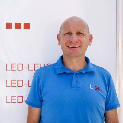 Harald Seeberger - Team der L3 Lichtwerbung