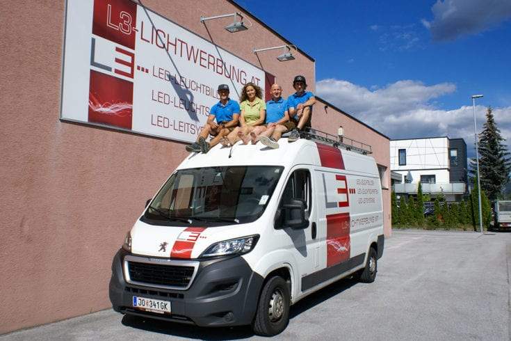 Team - L3 Lichtwerbung